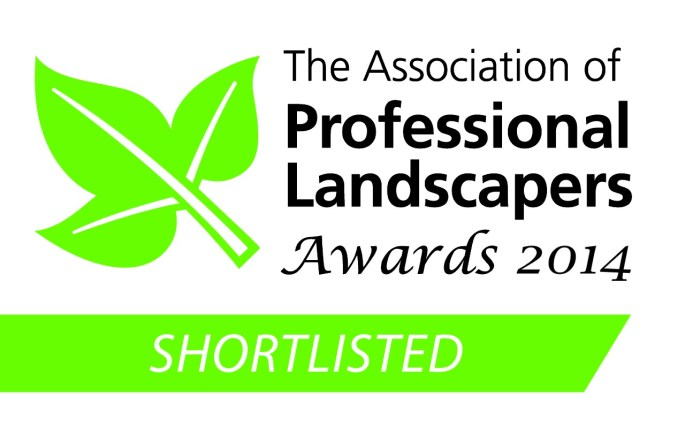 Arbworx has been shortlisted for the Association of Professional Landscapers Awards 2014