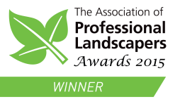 Arbworx wins top award for hard landscaping at the APL
