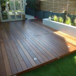 Ipe hardwood deck complete and oiled