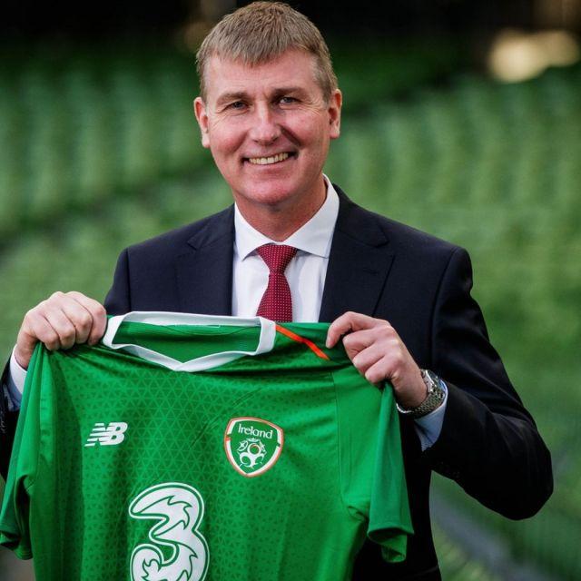 Stephen Kenny, nuevo seleccionador irlandés - Fútbol - ABC Color