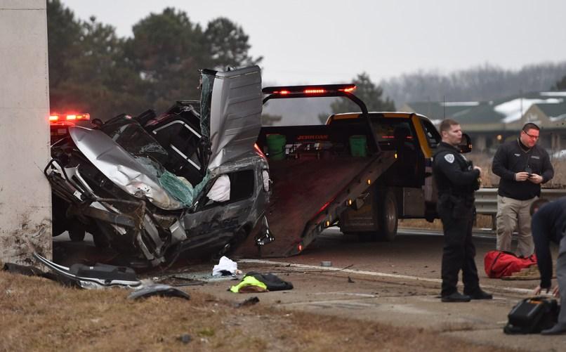 Crashes On U S 127 In Jackson County