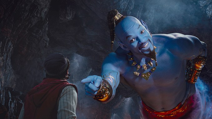 Maybe Disney should've left the genie in the bottle; Will Smith is lone bright spot in remake of 'Aladdin' - cleveland.com