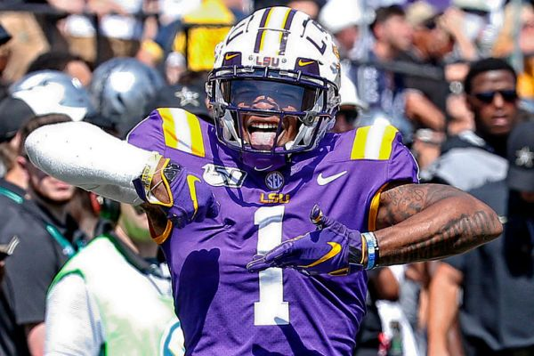 LSU vs. Utah State 2019 live stream; time, TV channel, odds, watch online