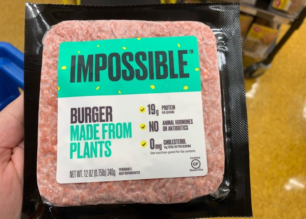 Meat-free Impossible Burger goes on sale at Wegmans today