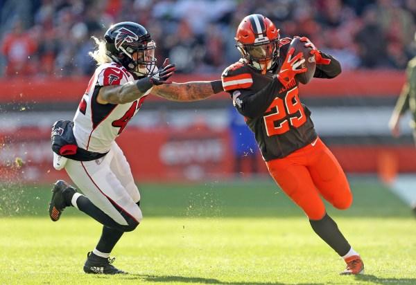Eagles trade with Atlanta Falcons for linebacker Duke Riley: Here