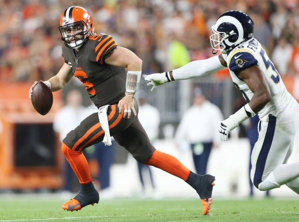Browns offense faces big questions following loss to Rams
