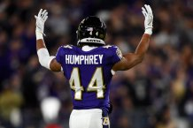 Marlon Humphrey 'Can't Thank God Enough' After Signing 5-Year,  Million Extension With Baltimore Ravens