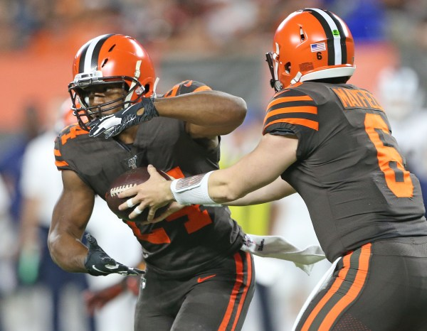 Browns defensive backfield has a rough night vs. Rams: 3 Quick Thoughts