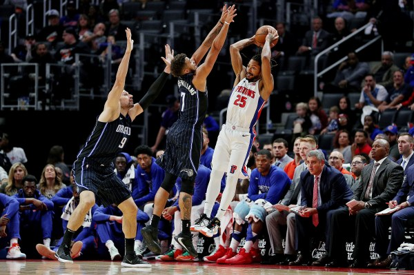 Christian Wood impresses in Pistons preseason opener