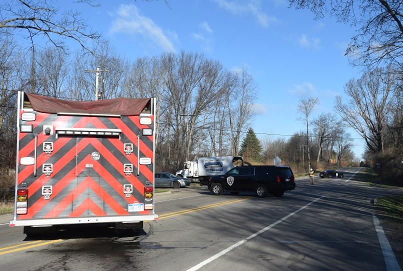 Man Killed In Motorcycle Crash On M 50