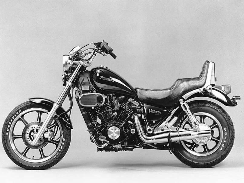 Is The Kawasaki Vulcan 750 Most
