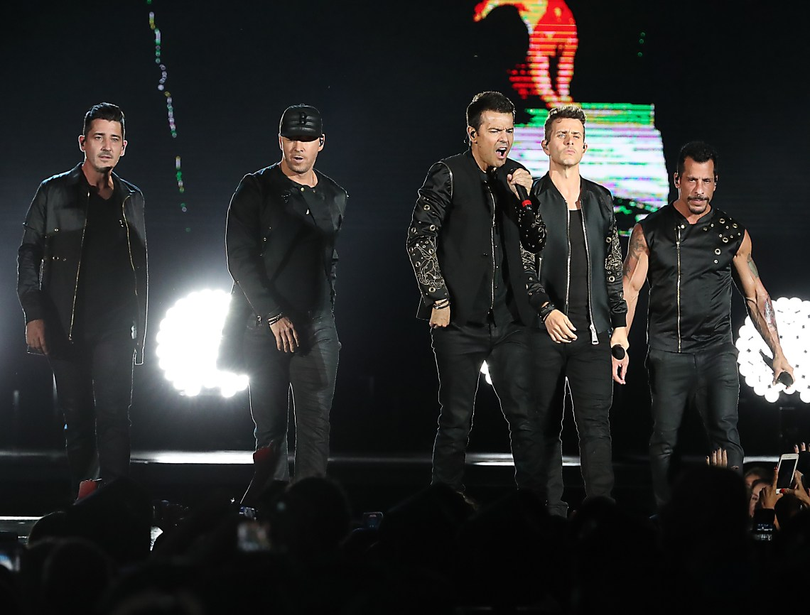 New Kids on the Block announce 2019 summer tour lineup - The ...
