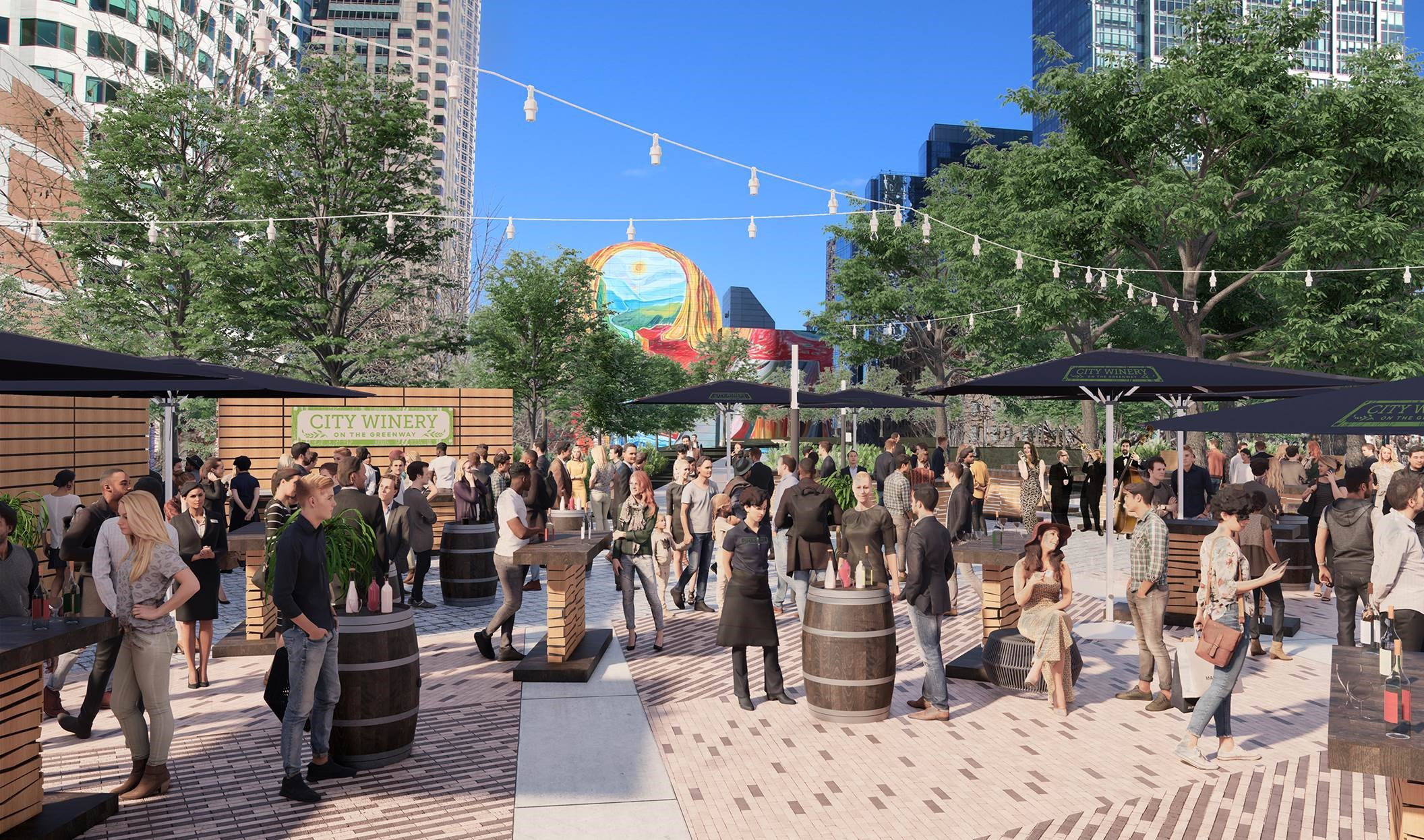 Here S A Roundup Of All The Open Air Beer Gardens Coming