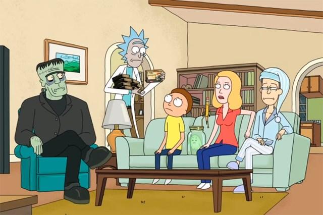 Co-creador de Rick and Morty volvió en realidad el plan de Rick y ...