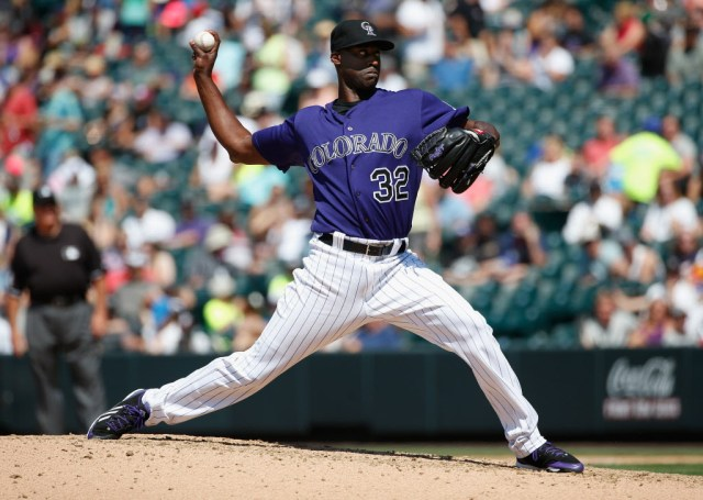Rockies pitcher LaTroy Hawkins used to babysit Texas Tech QB Patrick  Mahomes, change his diapers