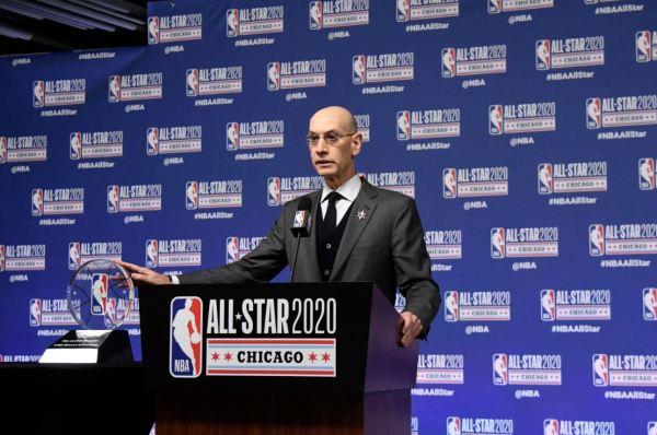 NBA seguiría realizando partidos en China