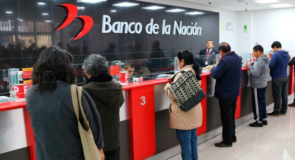 banco de la nacion - La República