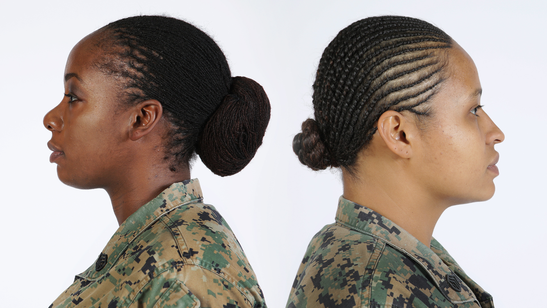 Soldiers Cheer Armys Decision To Authorize Dreadlocks In