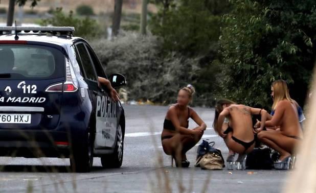 Las multas a clientes de prostitutas crecen un 43% en el último ...