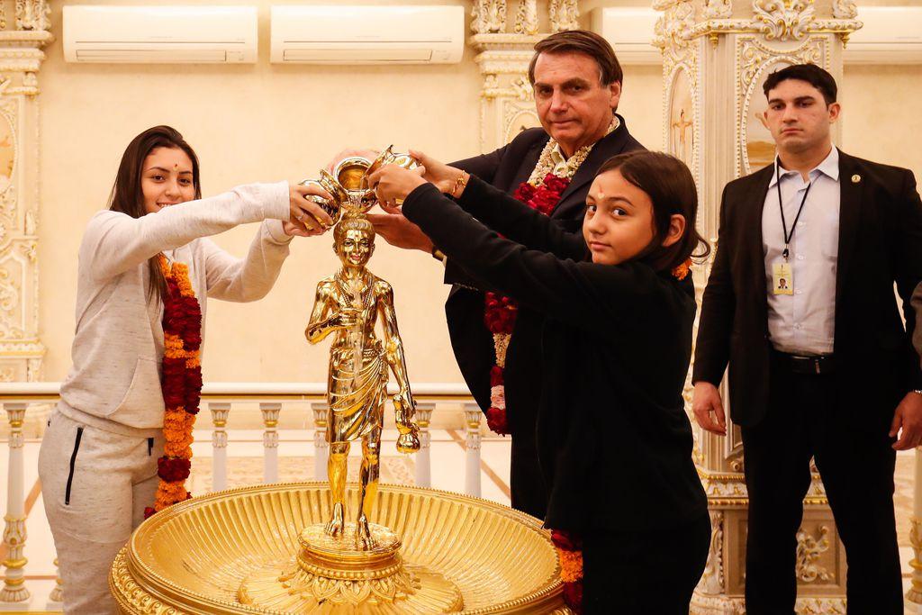 Índia do conservador Modi estende tapete vermelho a Bolsonaro e anseia por acordos comerciais