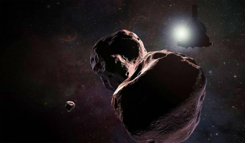 Sonda revela o mundo mais distante e antigo do Sistema Solar