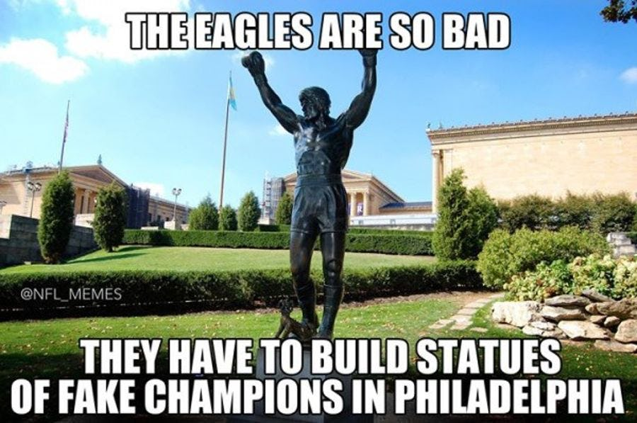 Eagles Super Bowl Memes Ruined By Win Over Patriots The