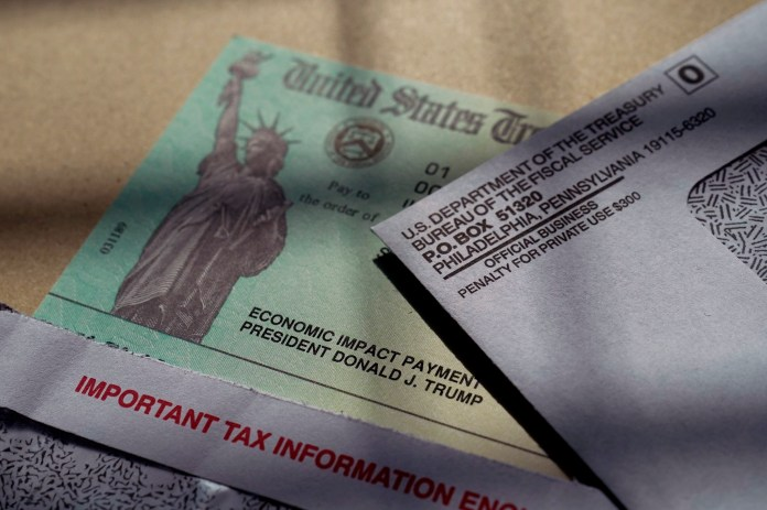 Look For Line 30 On Your 1040 To Claim Your Stimulus Payment The Washington Post