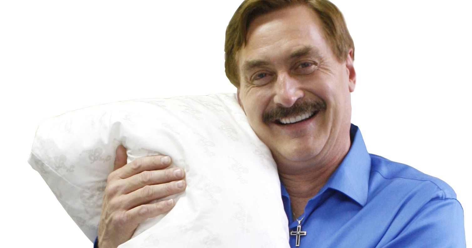 https www washingtonpost com lifestyle style is the mypillow guy the future of the republican party or is he just dreaming 2020 05 22 1023cb8e 9c3a 11ea a2b3 5c3f2d1586df story html
