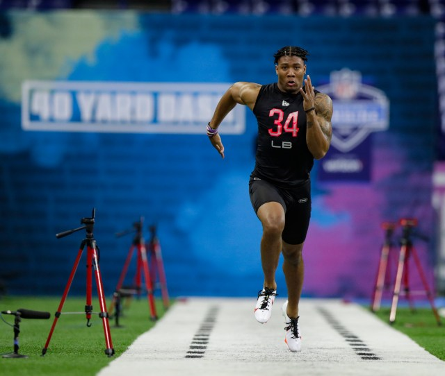 Nfl Combine Results And Best Performances The Washington Post