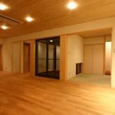 姫路 飾磨の家Ⅱ リビング