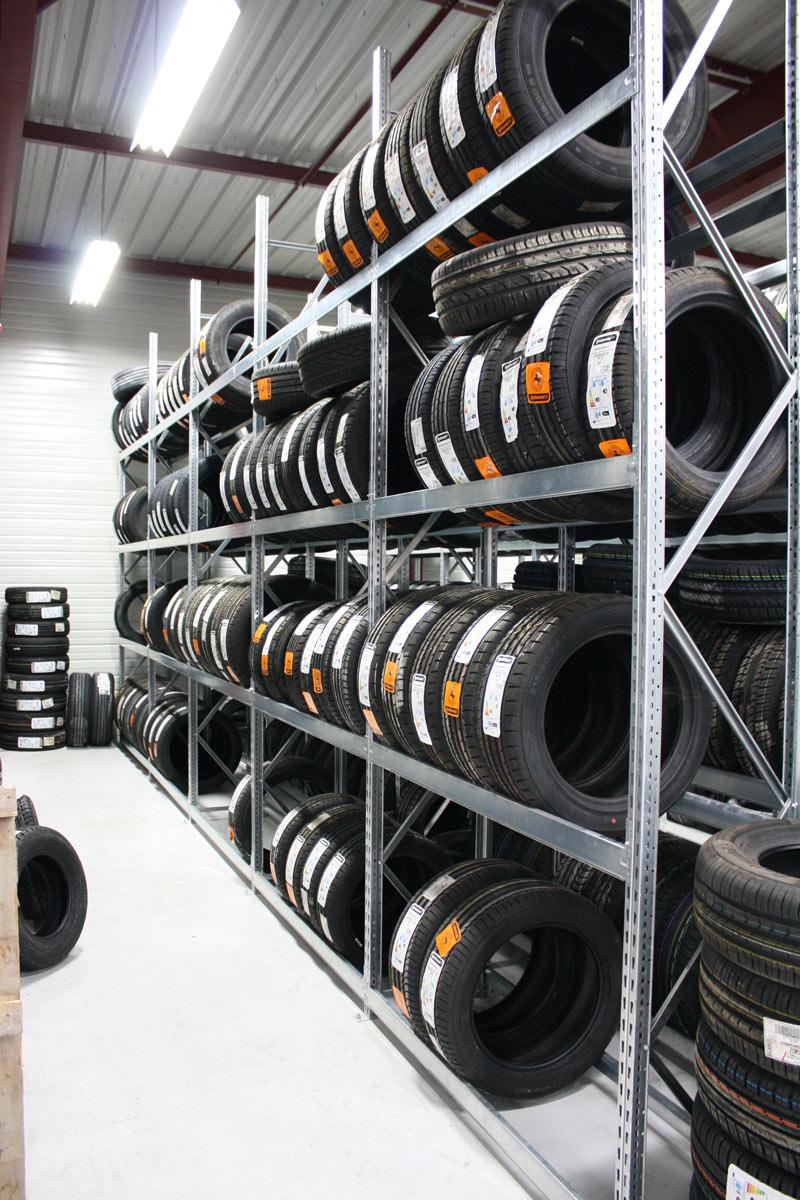 mini rack pneu