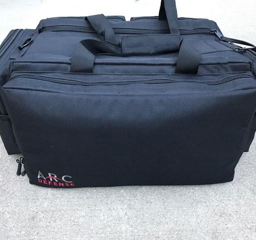 Range Bag Front