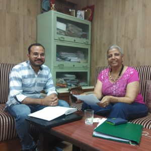 Interview by Ketan MOR | Taking Action at Home: Sustainability as Core Pillars of University Governance