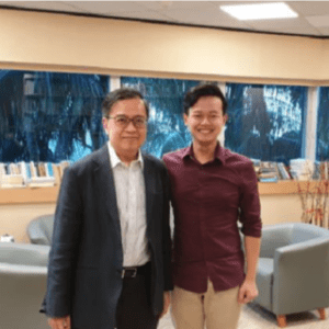 Interview by Edward LIM Xun Qian | Interview with Professor Alan Chan