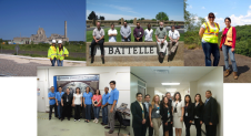 DOE Fellows participating in 10-week internships across the DOE complex (80 internships completed)