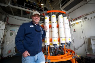 David Kadko, FIU, Chief Scientist, Geotraces Summer 2015 Arctic Expedition