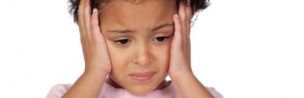 Bruxismo em criança