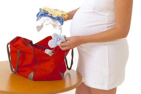 o que levar na mala de maternidade
