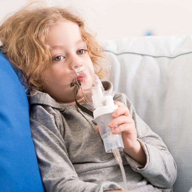 Alergia em criança