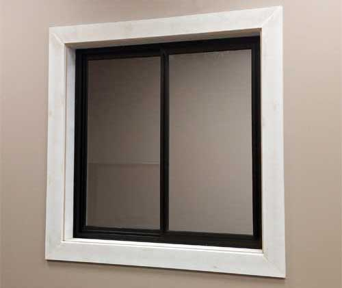Installed Soundproof Window