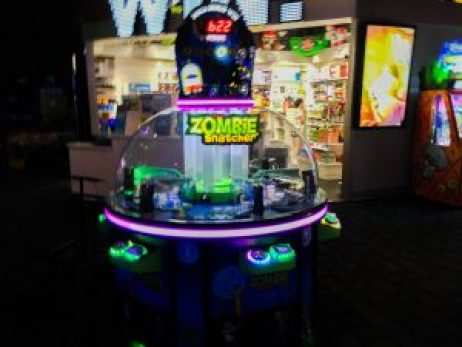 zombie snatcher arcade game at dave and buster's
