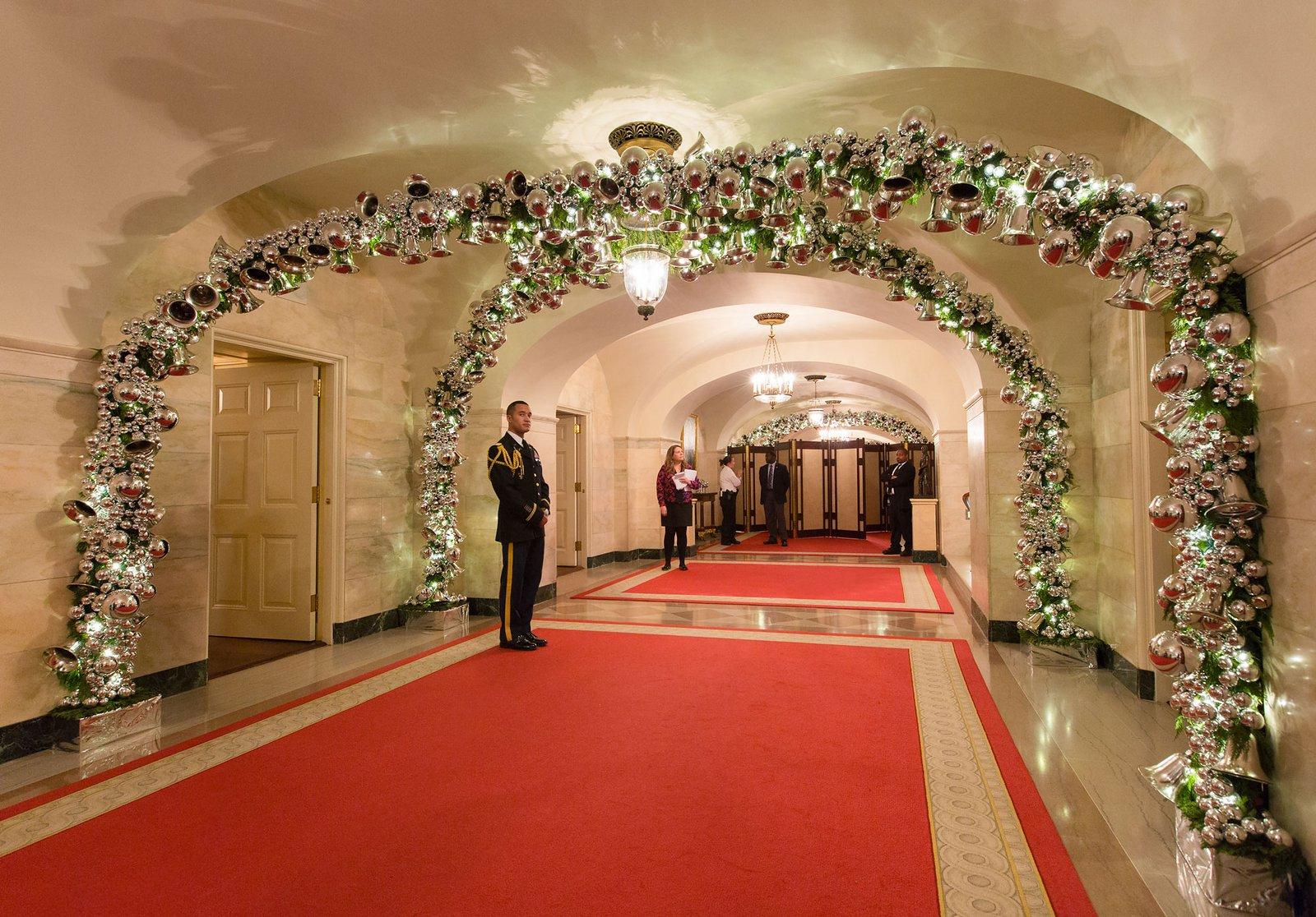White House Winter Wonderland