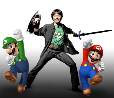 Shigeru Miyamoto Picture