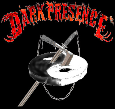 Dark Presence game logo