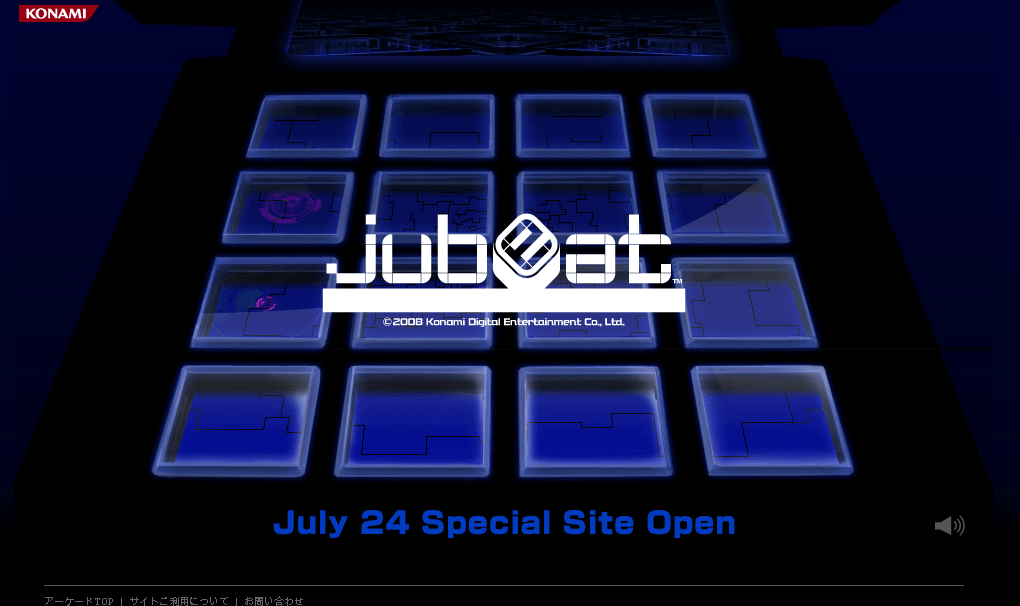 Arcade Heroes New Konami Jubeat site to open on July 24th - Arcade