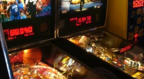 The extra life pinball machines get in home game rooms
