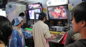 Thoughts: Touching Sound, A Documentary On The DJ Max Technika Arcade Game