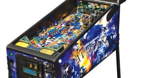 Stern releases limited edition version of AVATAR Pinball