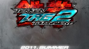 Teaser site for Tekken Tag Tournament 2