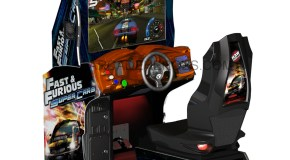 Fast & Furious: Super Cars by Raw Thrills